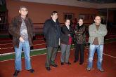 Inaugurada la remodelación de las pistas del Polideportivo Municipal de Mazarrón, que llevará el nombre del totanero Jesús Cánovas Valenzuela - 30