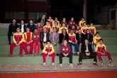 Inaugurada la remodelación de las pistas del Polideportivo Municipal de Mazarrón, que llevará el nombre del totanero Jesús Cánovas Valenzuela - 58