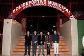 Inaugurada la remodelación de las pistas del Polideportivo Municipal de Mazarrón, que llevará el nombre del totanero Jesús Cánovas Valenzuela - 61