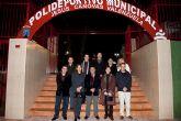 Inaugurada la remodelación de las pistas del Polideportivo Municipal de Mazarrón, que llevará el nombre del totanero Jesús Cánovas Valenzuela - 62