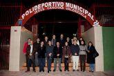 Inaugurada la remodelación de las pistas del Polideportivo Municipal de Mazarrón, que llevará el nombre del totanero Jesús Cánovas Valenzuela - 63
