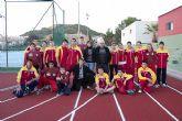 Inaugurada la remodelación de las pistas del Polideportivo Municipal de Mazarrón, que llevará el nombre del totanero Jesús Cánovas Valenzuela - 67