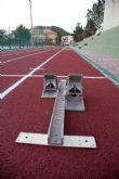 Inaugurada la remodelación de las pistas del Polideportivo Municipal de Mazarrón, que llevará el nombre del totanero Jesús Cánovas Valenzuela - 71