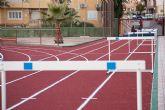 Inaugurada la remodelación de las pistas del Polideportivo Municipal de Mazarrón, que llevará el nombre del totanero Jesús Cánovas Valenzuela - 72