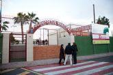 Inaugurada la remodelación de las pistas del Polideportivo Municipal de Mazarrón, que llevará el nombre del totanero Jesús Cánovas Valenzuela - 74
