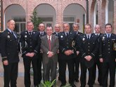 Manuel Campos se reúne con el presidente de la Asociación de Jefes de Policía Local de la Región de Murcia