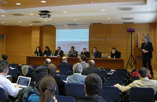 La Red Internacional de Bosques Modelo manifiesta su sorpresa por el dinamismo de la propuesta de la Región de Murcia, Foto 2