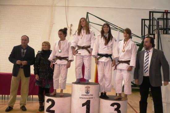 El V torneo de Judo Ciudad de Totana adquiere el nivel de Copa de España, Foto 2
