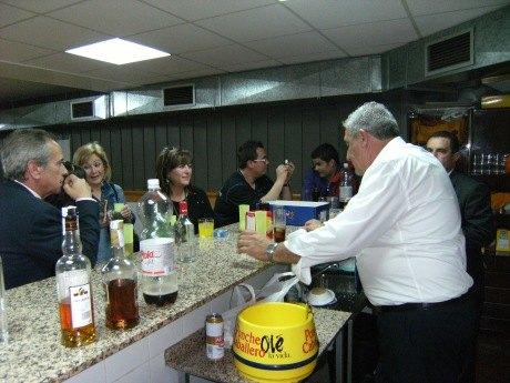 La Cofradía de La Caída abrirá su bar durante las fiestas de Santa Eulalia, Foto 1