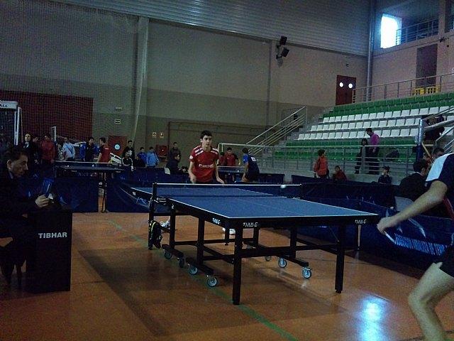 Torneo zonal de la Zubia. Tenis de mesa, Foto 1