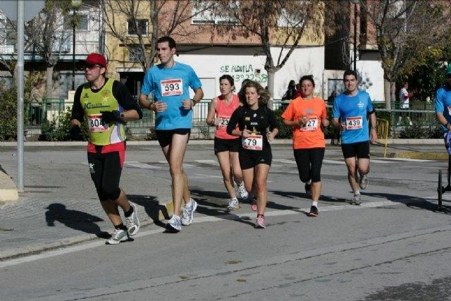Juan Francisco García, del JPC, sube al podium en la Media Maratón Ciudad de Lorca, Foto 3