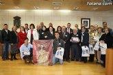 Más de un centenar de totaneros participan en el primer encuentro Totaneros por el mundo