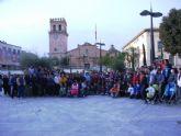 Más de 250 personas han participado en la tradicional Caminata Popular enmarcada en el programa Haz Deporte, Haz Salud