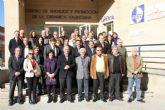 El Comité Ejecutivo de la Asociación Española de Ciudades de la Cerámica felicita al ayuntamiento de Totana