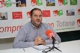 IU en Totana afirma que Valcárcel llega 3 años tarde