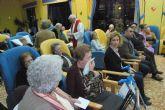 Arrancan las actividades navideñas de la Residencia de Ancianos La Purísima