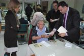 Autoridades municipales visitan el hospital Virgen del Alcázar y la residencia Caser