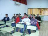 El concejal de Deportes inaugura el curso de formación de entrenadores de fútbol