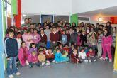Más de 400 niños participan en las actividades lúdico-formativas y en las clases de refuerzo educativo de las cinco edutecas del municipio