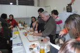 Un total de 15 personas participan en el curso La cocina fría, semifría y templada que propicia una especialización de la hostelería