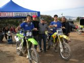 El Moto Club Escuder�a del Segura de Alguazas se alza con el Campeonato Regional de Motocross