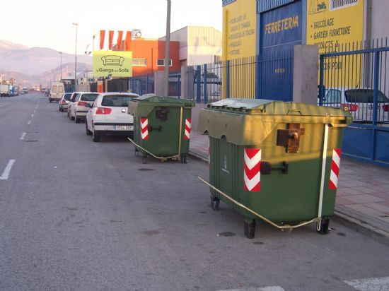 On Dec. 31 New Year's Eve, the garbage collection service will only be made in the center of town and that of the Paretón - 1