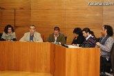 El PSOE afirma que la rueda de prensa del alcalde y de cuatro concejales evidencia la ruptura del PP