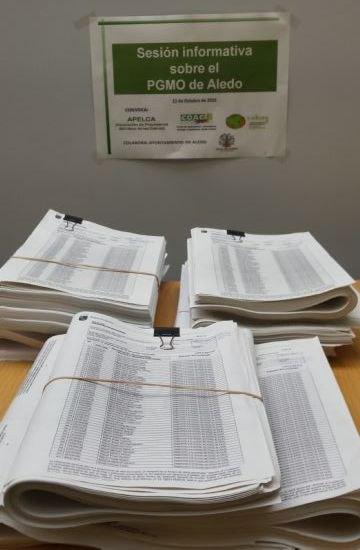 CEBAG y sus asociaciones vinculadas presentan mas de mil alegaciones a la revisión del PGMO de Aledo - 2, Foto 2