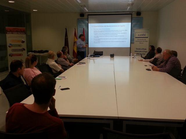 Presentación de la Asociación de Autónomos del Mar Menor y Cartagena, en Torre-Pacheco - 1, Foto 1