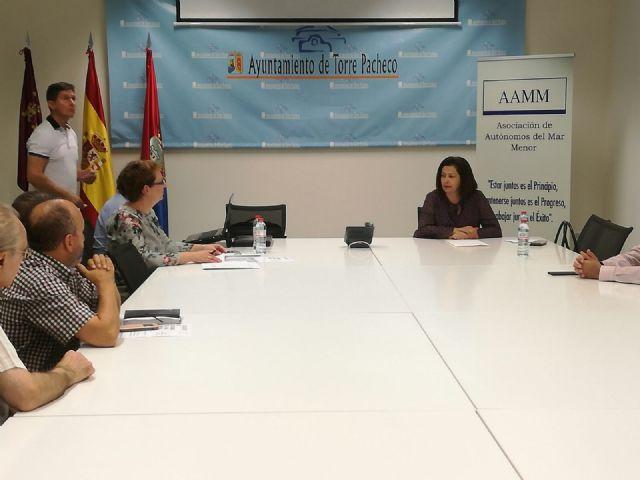 Presentación de la Asociación de Autónomos del Mar Menor y Cartagena, en Torre-Pacheco - 2, Foto 2