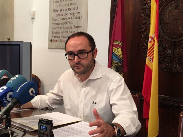 El PSOE denuncia el afán recaudatorio del PP a costa de los conductores lorquinos, Foto 1