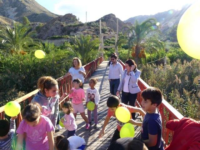 La Comunidad celebra el primer Día Internacional del Paisaje en Ojós - 1, Foto 1