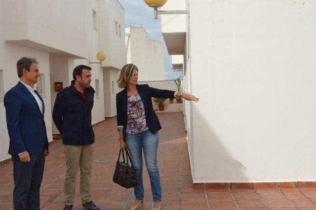 Concluyen las obras de rehabilitación de 10 viviendas de promoción pública en el municipio de Blanca - 1, Foto 1
