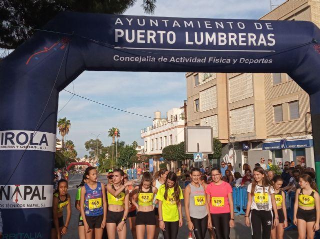 Más de 200 participantes en la XI Milla Urbana Popular y XXVI Carrera Popular Ciudad de Puerto Lumbreras - 2, Foto 2