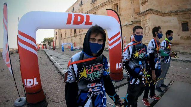 El UPCT Drone Team se mantiene en el podio de la Iberian Drone League - 1, Foto 1