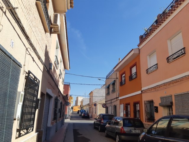 The project for the renovation of services and paving on Romualdo López Cánovas street is approved, Foto 2