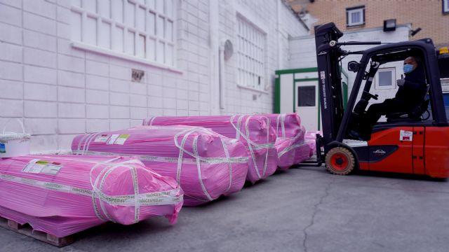 TodoCESPED visibiliza la lucha contra el cáncer de mama con el proyecto #TodoCESPEDrosa - 2, Foto 2