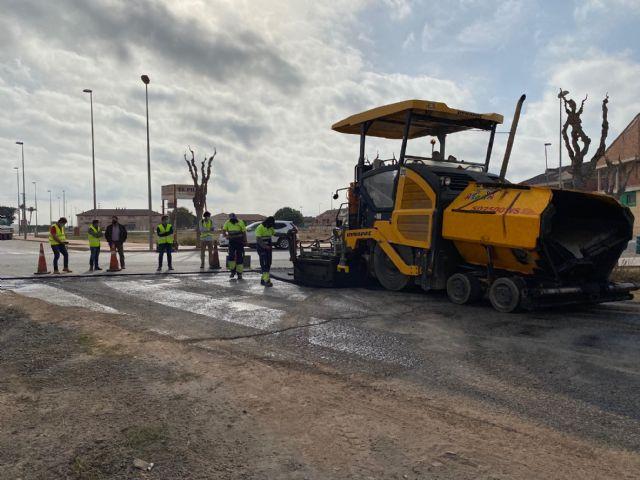 Remodelación de la carretera de servicio junto rotonda del Radar - 2, Foto 2