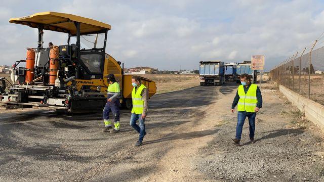 Remodelación de la carretera de servicio junto rotonda del Radar - 4, Foto 4