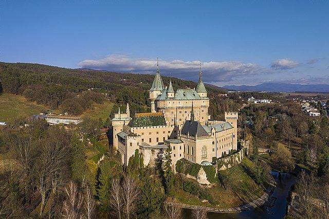 Estos son los castillos más deslumbrantes de Europa, según Jetcost - 1, Foto 1