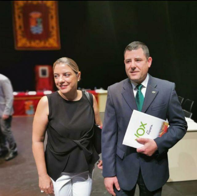 VOX Molina solicita una tarjeta única de salud para que las mujeres afectadas por cáncer de mama sean atendidas en toda España - 1, Foto 1