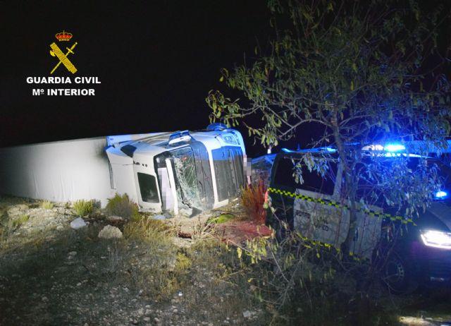 La Guardia Civil investiga al conductor de un camión de 40 toneladas por sextuplicar la tasa máxima de alcohol - 1, Foto 1