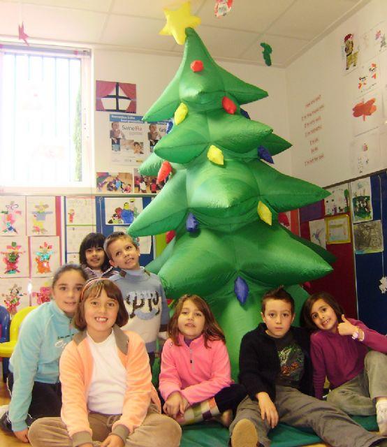 Los niños que asisten a la eduteca de inglés Tallin Space disfrutaron de talleres y actividades en su fiesta de navidad, Foto 1