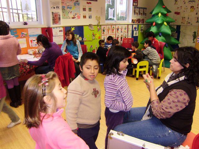 Los niños que asisten a la eduteca de inglés Tallin Space disfrutaron de talleres y actividades en su fiesta de navidad, Foto 2