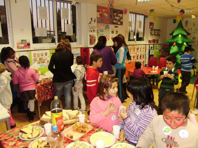 Los niños que asisten a la eduteca de inglés Tallin Space disfrutaron de talleres y actividades en su fiesta de navidad, Foto 3