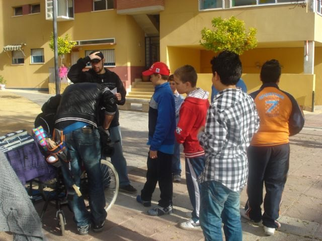 Más de 40 jóvenes han participado en las actividades del programa Imagina+, Foto 1