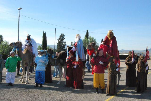 La pedanía totanera de el Paretón viaja en el tiempo al antiguo oriente con la representación del Auto de los Reyes Magos, Foto 3