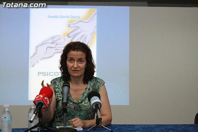 """Aurelia García presentará su libro """"Psicoterapia de bolsillo"""" en FNAC, Foto 1"""