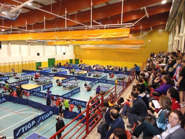 Torneo Subestatal de Madrid de Tenis de Mesa, Foto 1