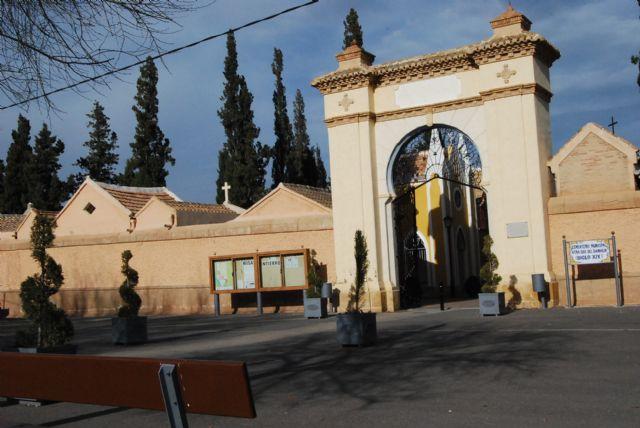Aquellos ciudadanos que posean titularidad de derecho funerario en el Cementerio deben actualizar sus datos, Foto 1